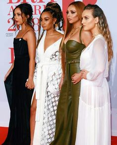 Little Mix on Brits 2018