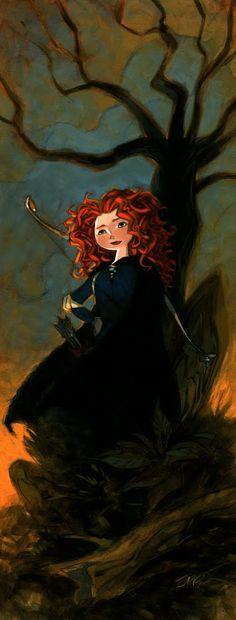 Merida - Brave