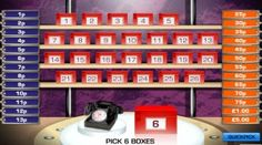Play Deal or No Deal Online - This is the classic version of the game, which is played just like the studio version.