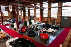 Schnelle Flitzer auf der Cabrio & Sportscars   bestager-messen.de: Schöne Lifestyle-Messen finden