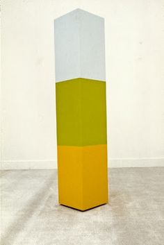 Anne Truitt, A Wall For Apricots