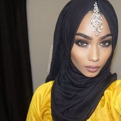 Beautiful. Just BEAUTIFUL! | 19 Women Who Look Absolutely Stunning In A Hijab