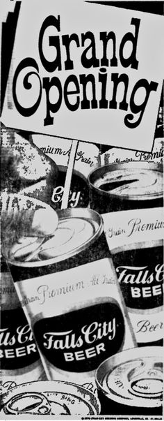 Falls City Beer advert, The Kentucky New Era, March 16, 1970