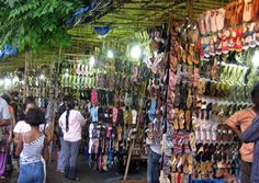 Shopping on Linking road, Bandra, Mumbai, India.