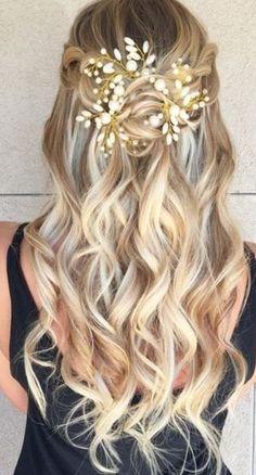 #hair #blondehair #hairaccessories
