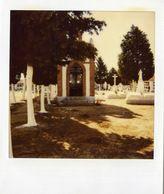 La Diputación llevó a cabo diversos proyectos de ampliación de los cementerios de  Lagunillas (Priego de Córdoba), Villaviciosa  de Córdoba y Torrecampo, 1975