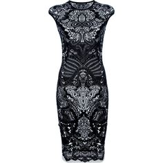Vestido Alexander McQueen >> R$4300,00