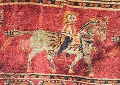 Het oudste Perzisch tapijt ter wereld is gevonden in Altai   Kaichitravel