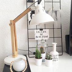 Action tafellamp