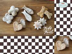 Natural delicious dog treats