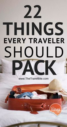 Here are items we never leave home without! This packing list of travel essentials includes items we recommend always having in your carry-on! packing list spain travel essentials 22 Travel Essentials You Should Pack For Your Next Trip Packing Tips For Vacation, Travelling Tips, Vacation Travel, Packing Hacks, Packing Ideas, Traveling Europe, Vacation Deals, Backpacking Europe, Travel Deals