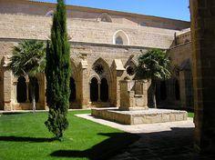 Monasterios de Aragón - Nuestra Señora de Rueda www.patrimonioculturaldearagon.es