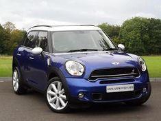 eBay: 2015 MINI Countryman Cooper SD Countryman Diesel blue Automatic #minicooper #mini