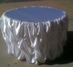 Wedding Cake Table Tablecloth