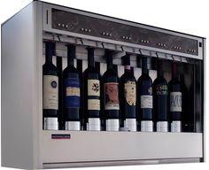 OTTO 8-bottle wine dispenser WineEmotion Wine Dispenser
