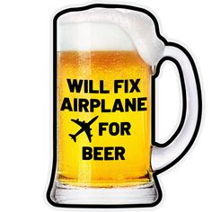 Airplane Toys, Pilot Gifts, Green Toys, Everyone Knows, Aircraft, Beer, Stickers, Aviation, Shop