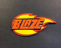 Image result for blaze and the monster machines logo template