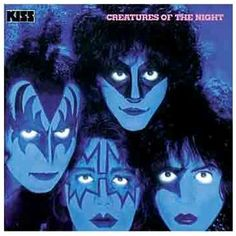 Creatures of the Night, the tenth studio album from KISS, is the legendary group's best foray into heavy metal. KISS has worldwide sales in excess of 100 million records, making them one of world's best-selling bands of all time.
