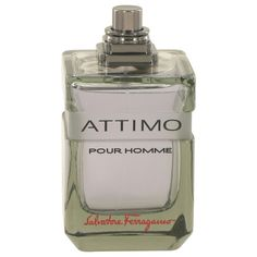 Buy Attimo by Salvatore Ferragamo 100ml Eau De Toilette  Men's Perfume (Tester)  cheap authentic fragrance from the best online store. FREE shipping to  Australia, New Zealand and Worldwide