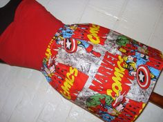 "I would be the cooliest MOM ever! if I wore this at his my son ""avengers"" birthday party!"