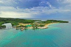 Mahagony Bay, Isla Roatan, Honduras