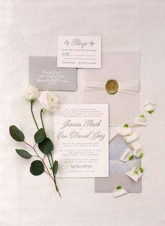 Los partes de boda que siempre triunfan, ¡cuida cada detalle! Image: 0