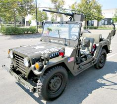 This Military Utility Tactical Truck is available on GovLiquidation!
