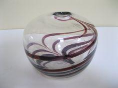 Vintage Richard Harkness Purple/Amethyst Vase by TheSnapDragonsLair #ecochic #VF