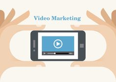 Video marketing is king! An infographic full of facts and stats to prove the importance of video marketing in Inbound Marketing, Content Marketing, Internet Marketing, Social Media Marketing, Facebook Marketing, Online Marketing, Mobile Advertising, Mobile Marketing, Sales And Marketing