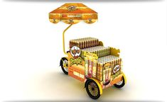 Pringles Cart on Behance