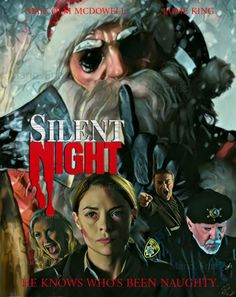 Silent Night 2012 Horror Movie Slasher Fan Made Edit by Mario. Frías