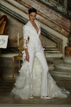 #venusasaboy - Givenchy Haute Couture, spring 2003
