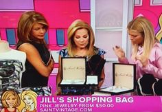 Our pink jewelry was featured on Kathie Lee & Hoda in Jill's Shopping Bag segment for Breast Cancer Awareness Month! Shop now & give back! @todayshow #jewelryforacause