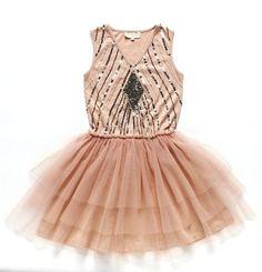 Vintage Tutu Du Monde Dress www.kokoblushandcompany.com