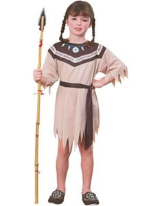 cec3b579634 These Native American Indian Princess costumes will provide hours of  creative playtime for your loved ones