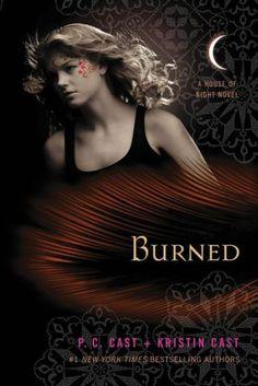 Burned (House of Night Series #7)