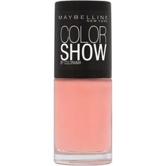 Maybelline Color Show Nail Lacquer 354 Berry Fusion ($5.40) ❤ liked on Polyvore featuring beauty products, nail care, nail polish, nails, makeup, beauty, fillers, maybelline nail polish, maybelline and maybelline nail color