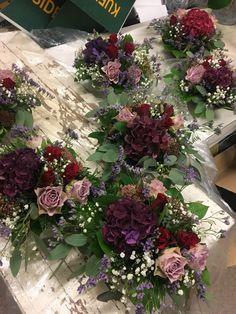 My Flower, Flowers, Floral Wreath, Wreaths, Home Decor, Board, Floral Crown, Decoration Home, Door Wreaths