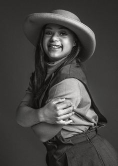 Breathtaking Portraits Shed A Different Light On People With Down Syndrome | Bored Panda