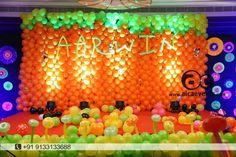 #Balloon Decoration#Birthday Decoration#Theme Decoration#1st Birthday Decoration