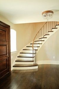 Hollywood elegance, #sweeping staircase