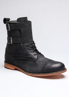 Wrap Boots / J shoes