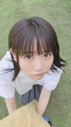 Japanese High School, Cute Japanese Girl, Pretty Girls, Cute Girls, Kawaii, High School Girls, Japan Girl, Japanese Beauty, Girl Photos
