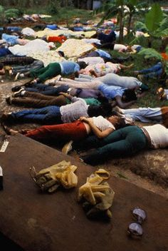 Jonestown, Guyana Mass Suicide - Google Search