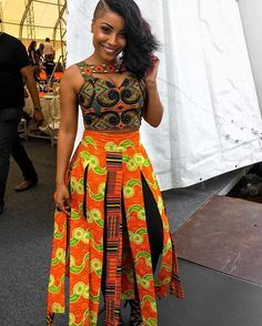 Trendy Ankara Styles Hottest Designs on the go!Latest Ankara Styles and Aso Ebi Styles 2020 African Fashion Designers, African Inspired Fashion, African Print Fashion, Africa Fashion, African Print Dresses, African Fashion Dresses, African Dress, Fashion Outfits, African Prints
