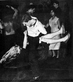 Vintage Dance Photo