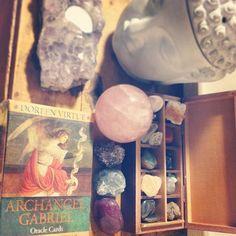 Archangel Gabriel: 3 Card Spread Angel by JustineGilesStyles