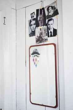 doredoris - foto, inredning, loppis och DIY - mirror, on the wall Exterior Design, Interior And Exterior, Living Area, Sweet Home, Interior Decorating, Homes, House Design, Mirror, Decoration