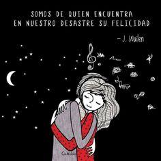 #amor ❣️ Quién es el Afortunado dueño de mi desastre? My Only Love, Sad Love, Love Can, Cute Love, Sad Quotes, Love Quotes, Quotes Amor, Frases Love, Little Bit Of Love