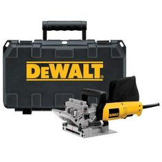 great fathers day gift dewalt dw682k 65 amp heavy duty plate joiner kit diy diy toolscool